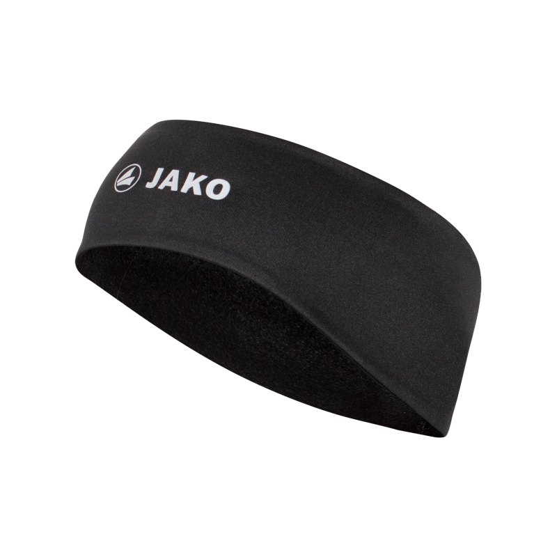JAKO Stirnband Funktion Schwarz F08 - schwarz