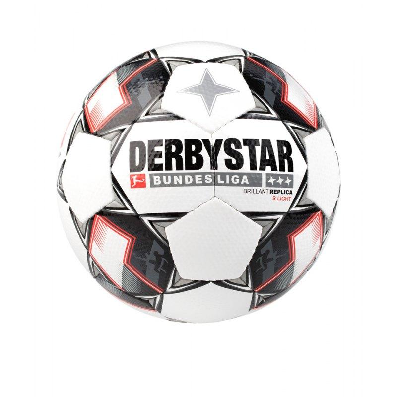 Derbystar Bundesliga Brillant S-Light 290g F123 - weiss