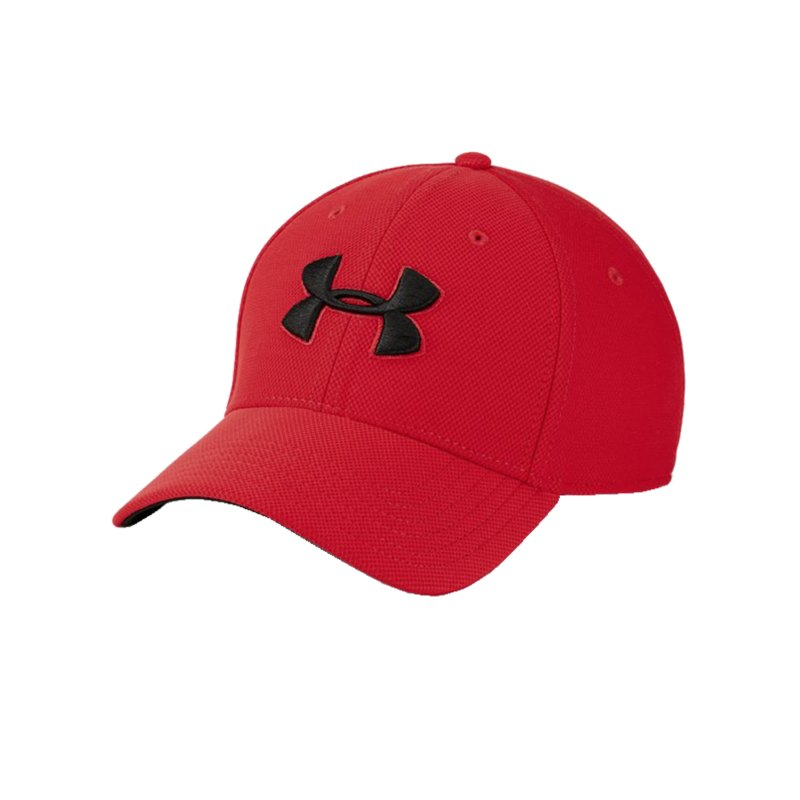 Under Armour Blitzing 3.0 Cap Rot F600 - Rot