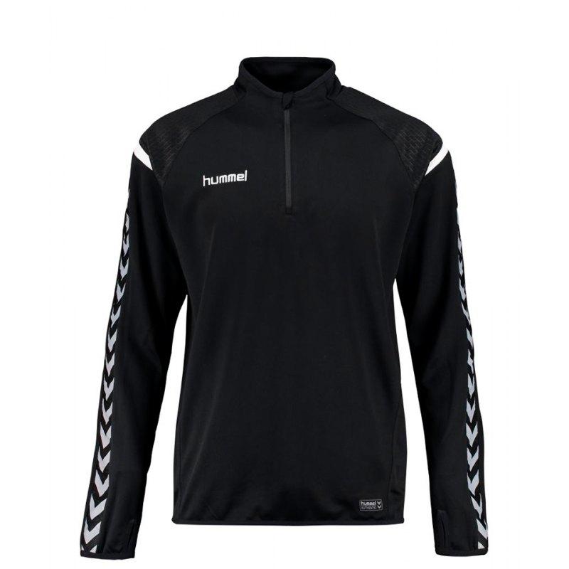 Hummel Authentic Charge Sweatshirt Kids F2001 - schwarz