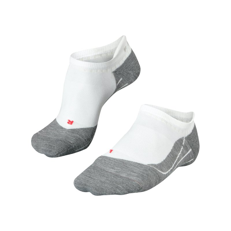 FALKE RU4 Invisible Socken Damen Weiss F2020 - weiss