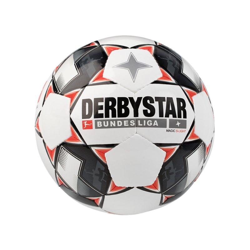 Derbystar Bundesliga Magic S-Light 290 Gramm Weiss F123 - weiss