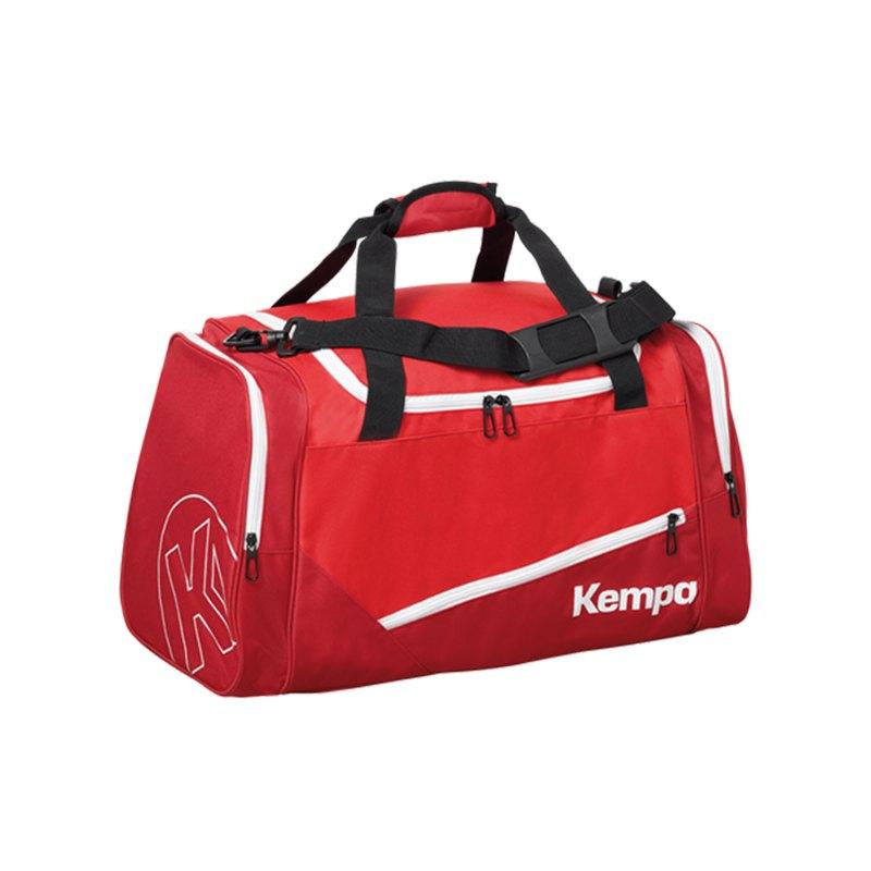 Kempa Sports Bag Sporttasche Medium Rot F03 - rot