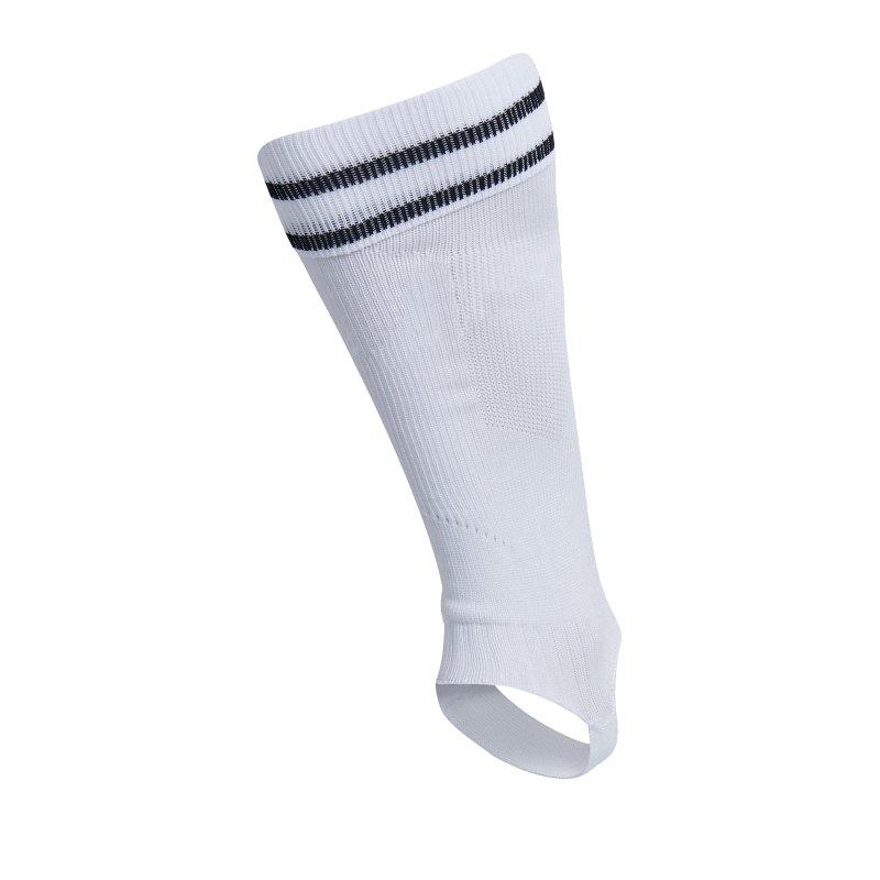 Hummel Element Football Sock Stegstutzen F9124 - Weiss
