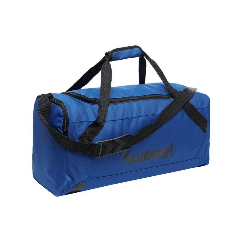 Hummel Core Bag Sporttasche Blau F7079 Gr.S - blau