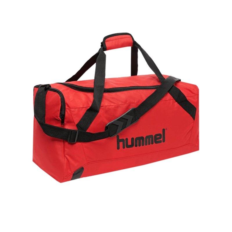 Hummel Core Bag Sporttasche Rot F3081 Gr. XS - rot