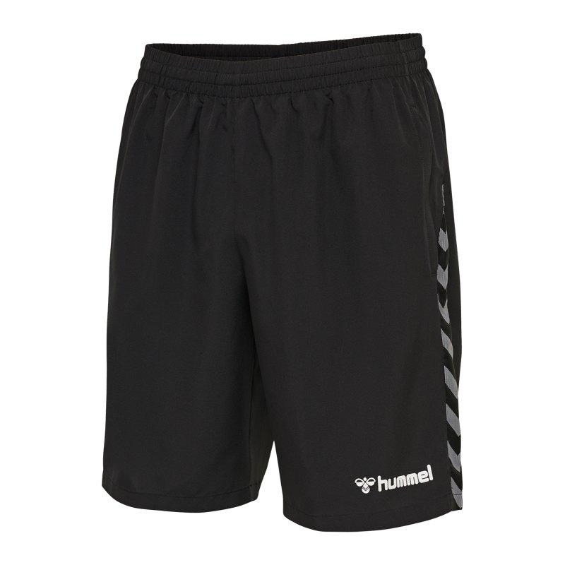 Hummel Authentic Training Shorts F2114 - schwarz