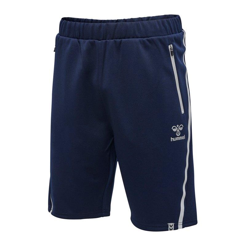 Hummel Cima Shorts Blau F7026 - blau