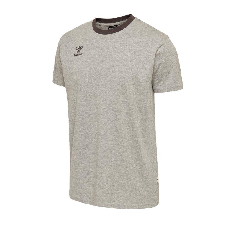 Hummel Move T-Shirt Kids Grau F2006 - grau