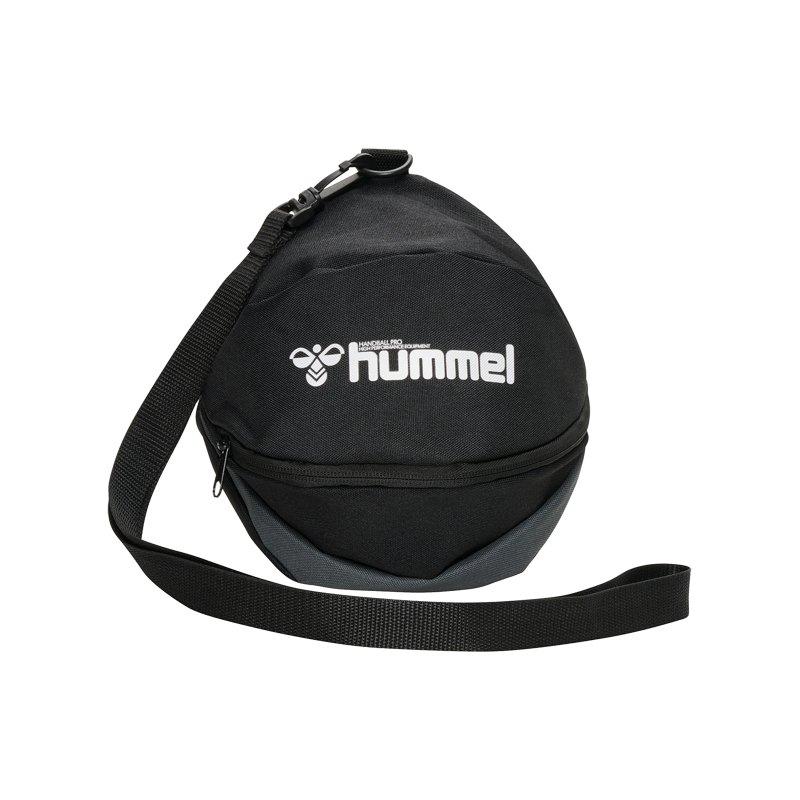 Hummel Core Handballtasche Schwarz F2001 - schwarz