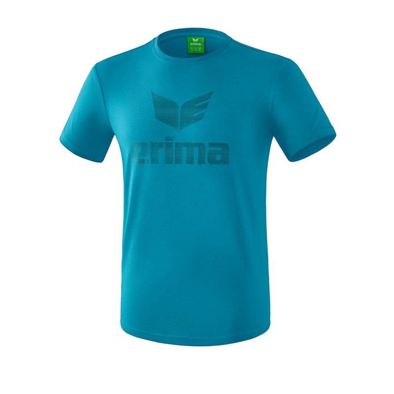 Erima Essential T-Shirt Blau - Blau