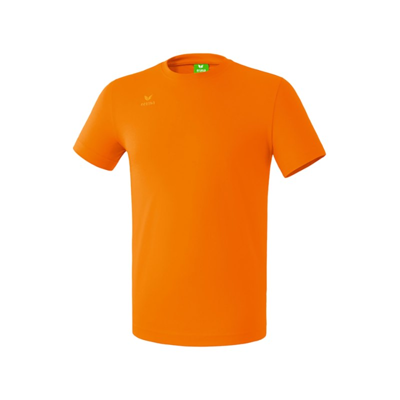 Erima T-Shirt Teamsport Kinder Orange - orange