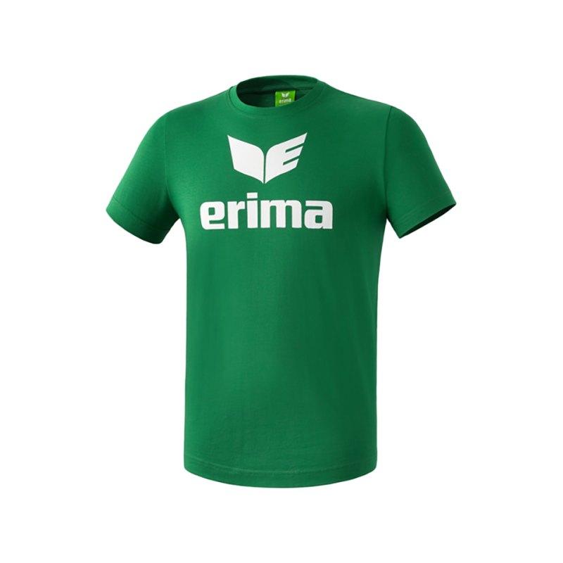 Erima T-Shirt Promo Grün - gruen