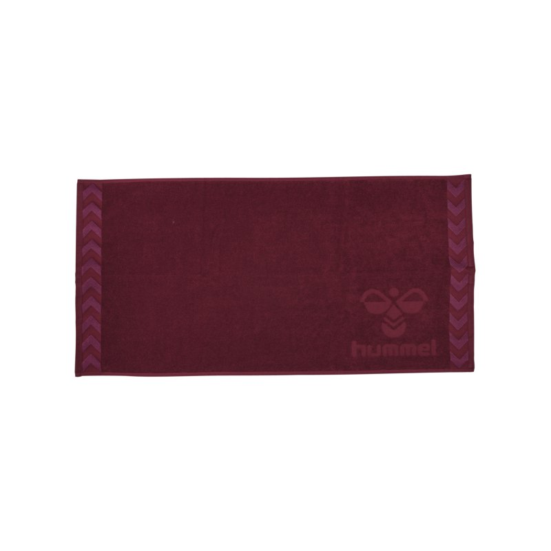 Hummel Old School Small Towel Handtuch F3583 - rot