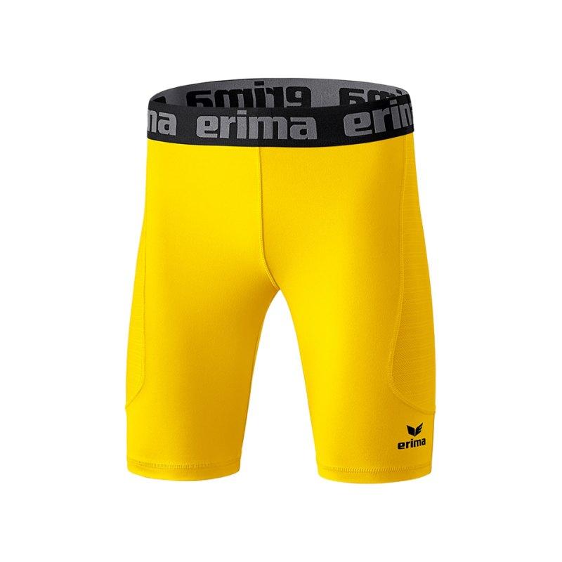 Erima Tight Elemental kurz Gelb - gelb