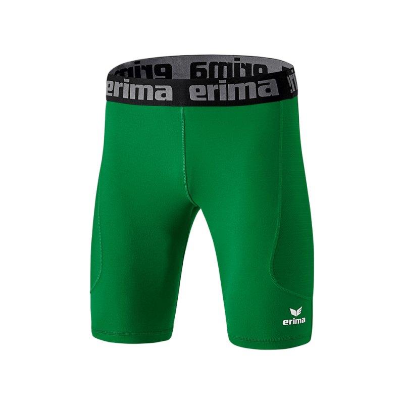 Erima Tight Elemental kurz Grün - gruen