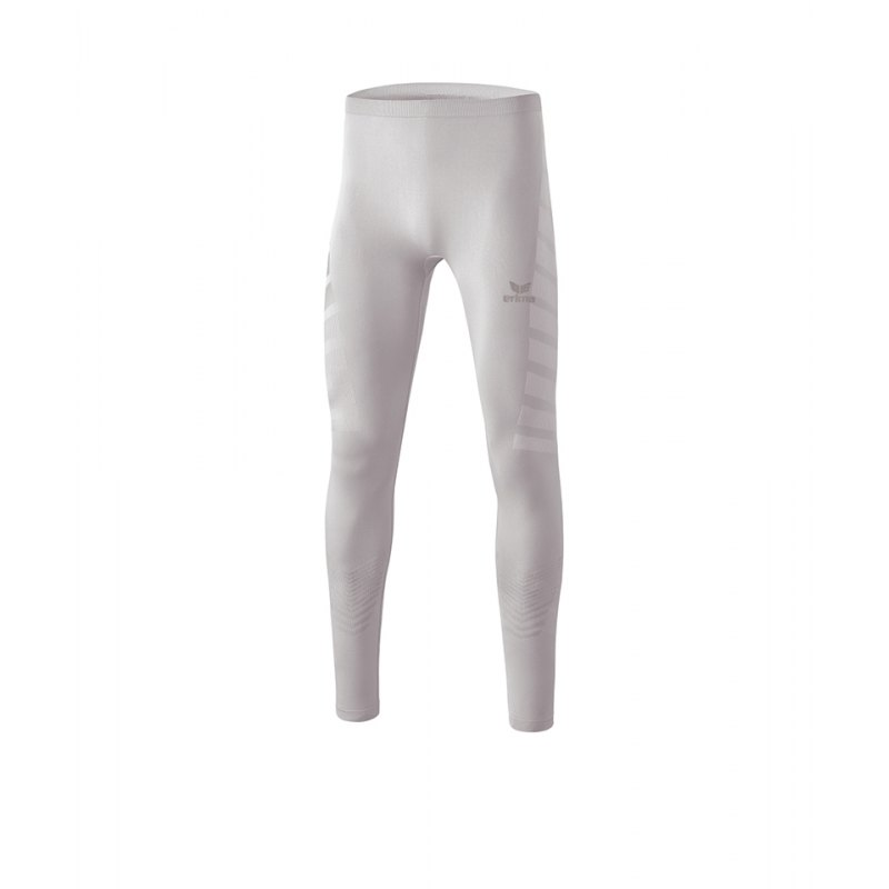 Erima Tight Functional Lang Kinder Weiss - weiss