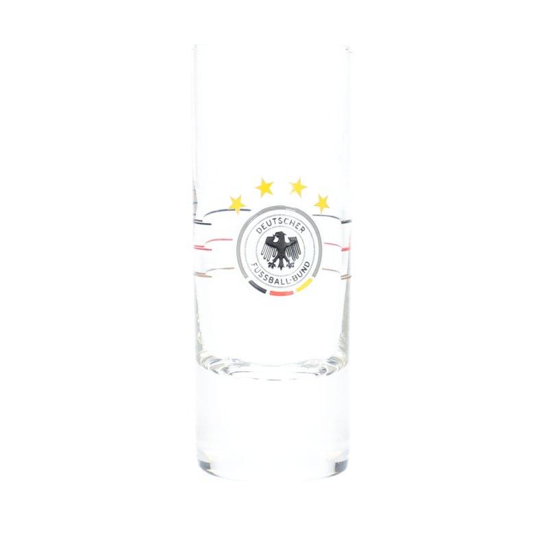 DFB Deutschland 2er Set Schnapsgläser Weiss - Weiss