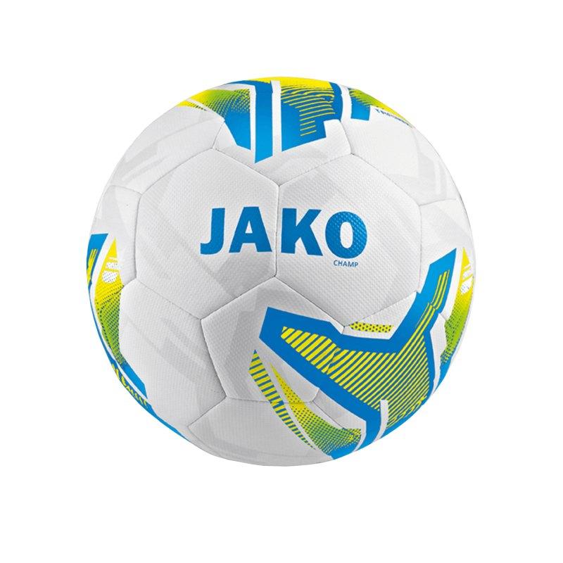 JAKO Champ Lightball Hybrid 350 Gr. Gr.4 Weiss F89 - weiss
