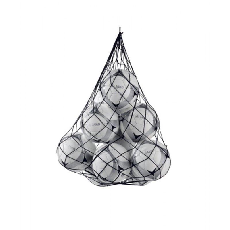 Ballnetz für 10 Bälle Jako Schwarz F08 - schwarz