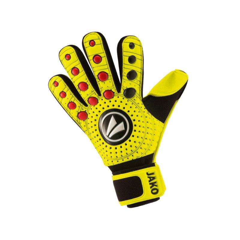 Jako Dynamic Classic Torwarthandschuh Gelb F15 - gelb