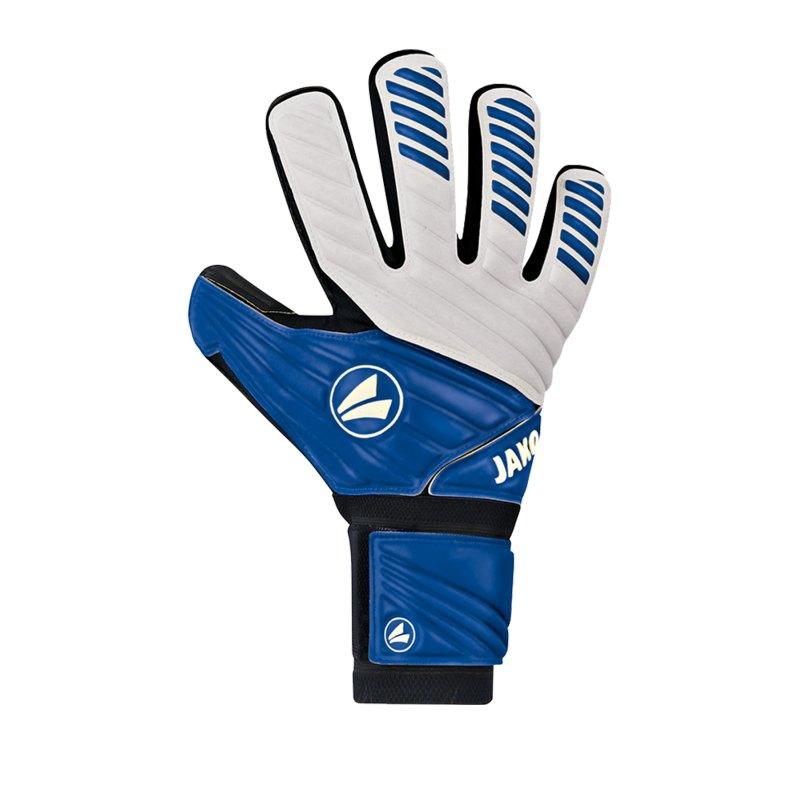 Jako Champ Supersoft RC TW-Handschuh Blau F04 - Blau