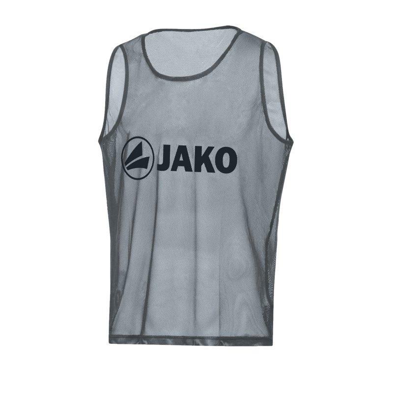 JAKO Classic 2.0 Kennzeichnungshemd Grau F40 - grau