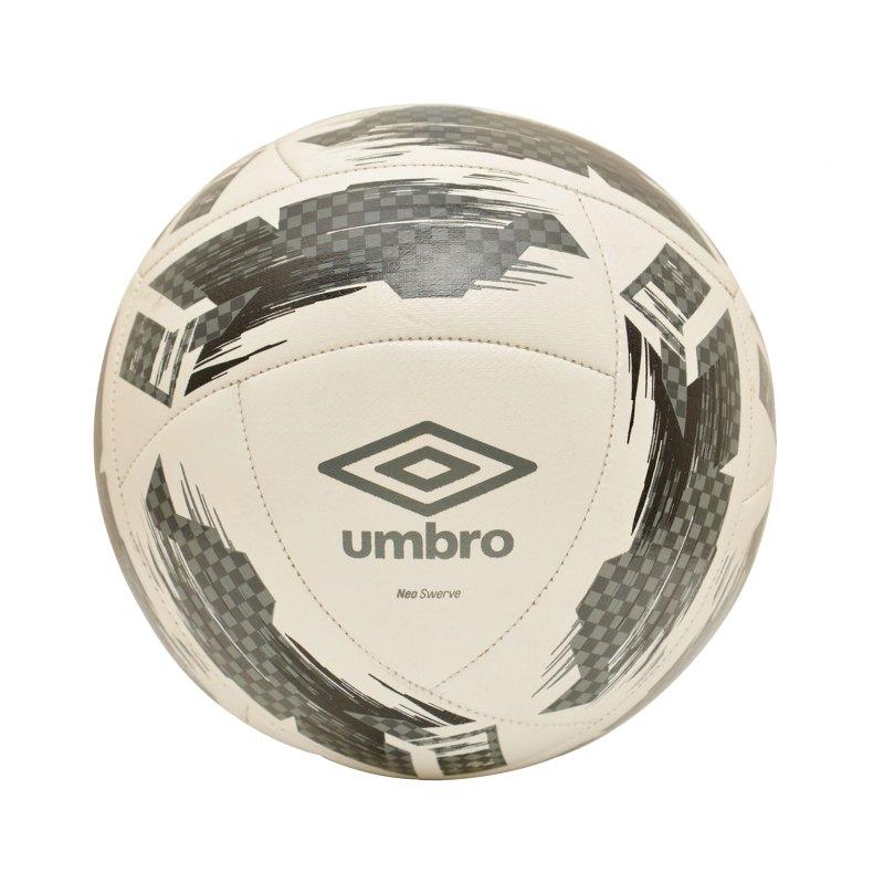 Umbro Neo Swerve Trainingslball Weiss F096 - weiss