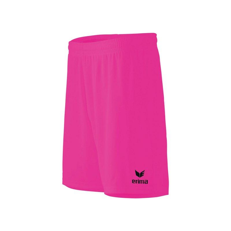 Erima Rio 2.0 Short ohne Innenslip Pink - pink