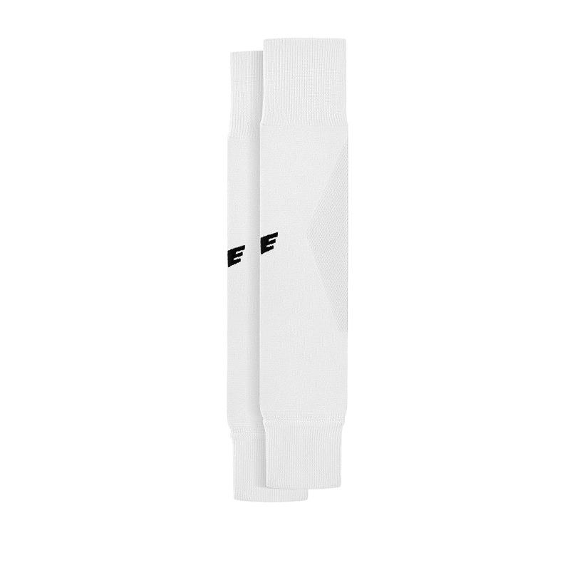 Erima Stulpen Socken Weiss F011950 - weiss