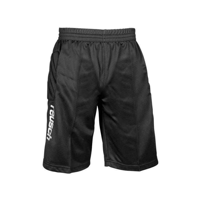Reusch Torwarthose Starter Short kurz Schwarz F700 - schwarz