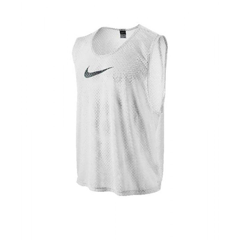 Kennzeichnungshemd Nike Leibchen Weiss F100 - weiss