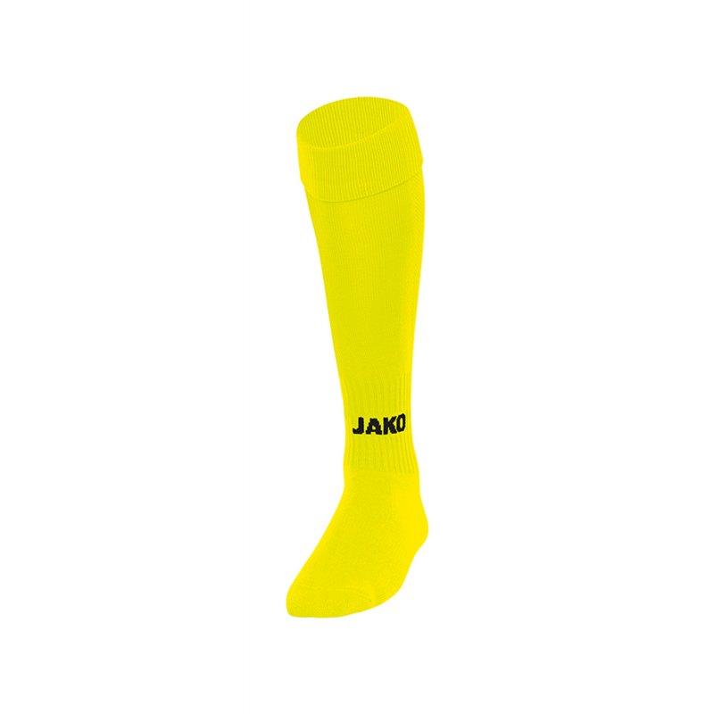 Jako Glasgow 2.0 Stutzenstrumpf Gelb F31 - Gelb