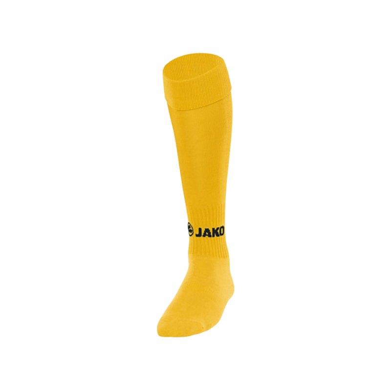 Jako Stutzenstrumpf Glasgow 2.0 Gelb F03 - gelb