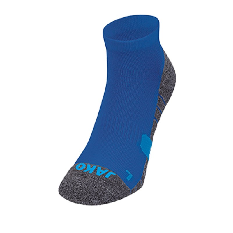 JAKO Trainingssocken kurz Blau F04 - blau