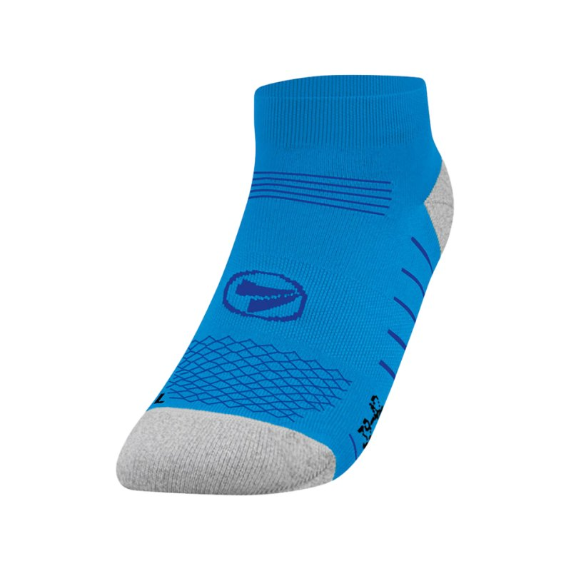 Jako Socken Running Blau F89 - blau