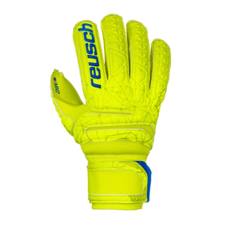 Reusch MX2 Finger Support TW-Handschuh Gelb F583 - gelb