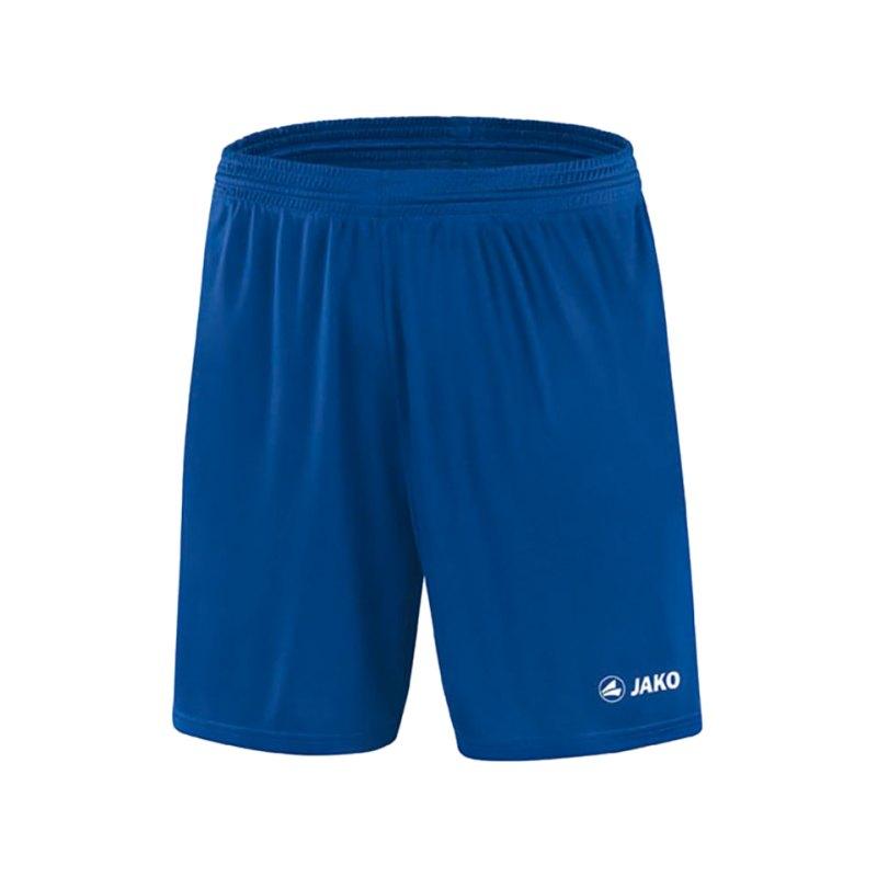 Jako Sporthose Anderlecht Short Blau F04 - blau