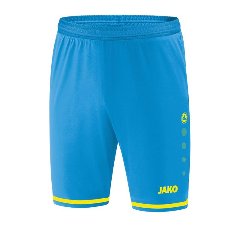 Jako Striker 2.0 Short Hose kurz Kids Blau F89 - Blau
