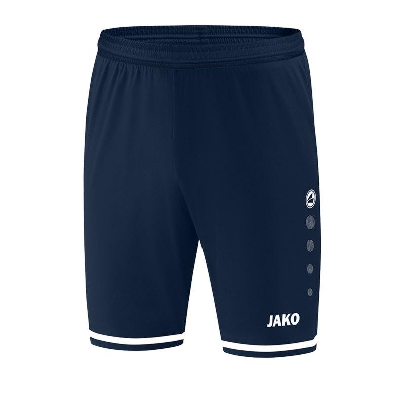 Jako Striker 2.0 Short Hose kurz Kids Blau F99 - Blau