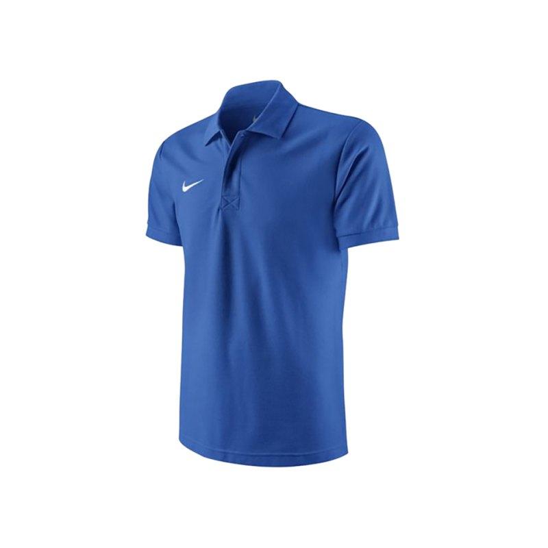 Nike Poloshirt TS Core Kids Blau F463 - blau