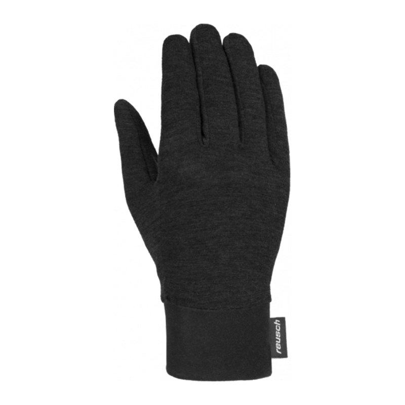 Reusch PrimaLoft Silk liner Handschuh Schwarz F700 - schwarz