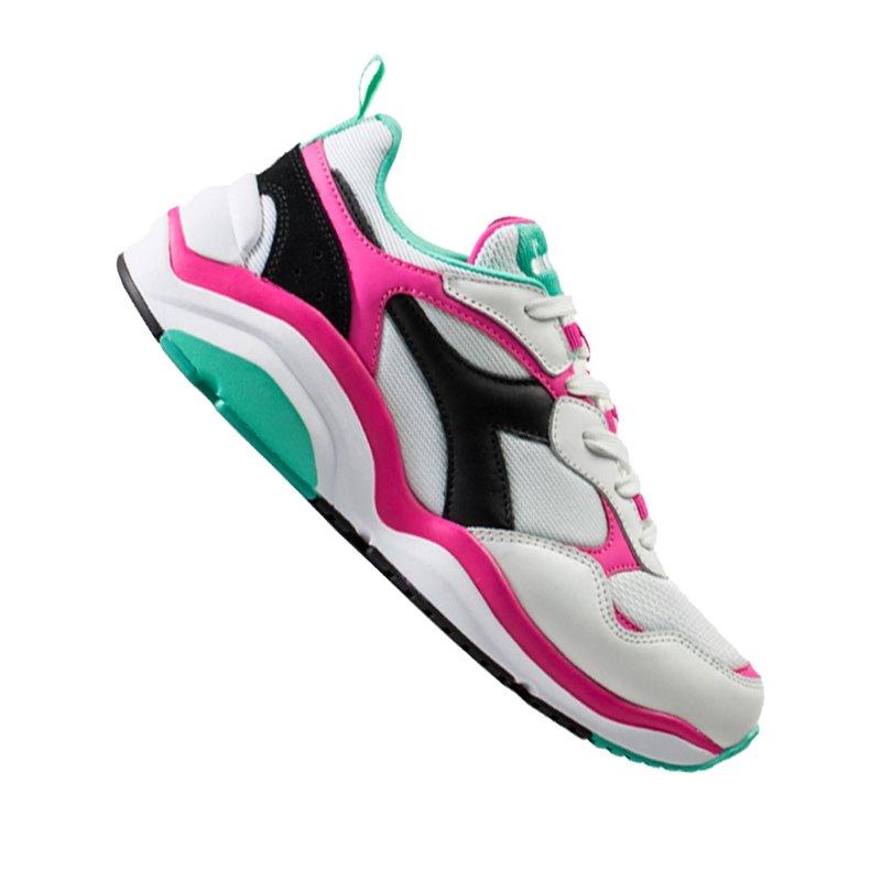 Diadora Whizz Run Sneaker Weiss C8018 - weiss