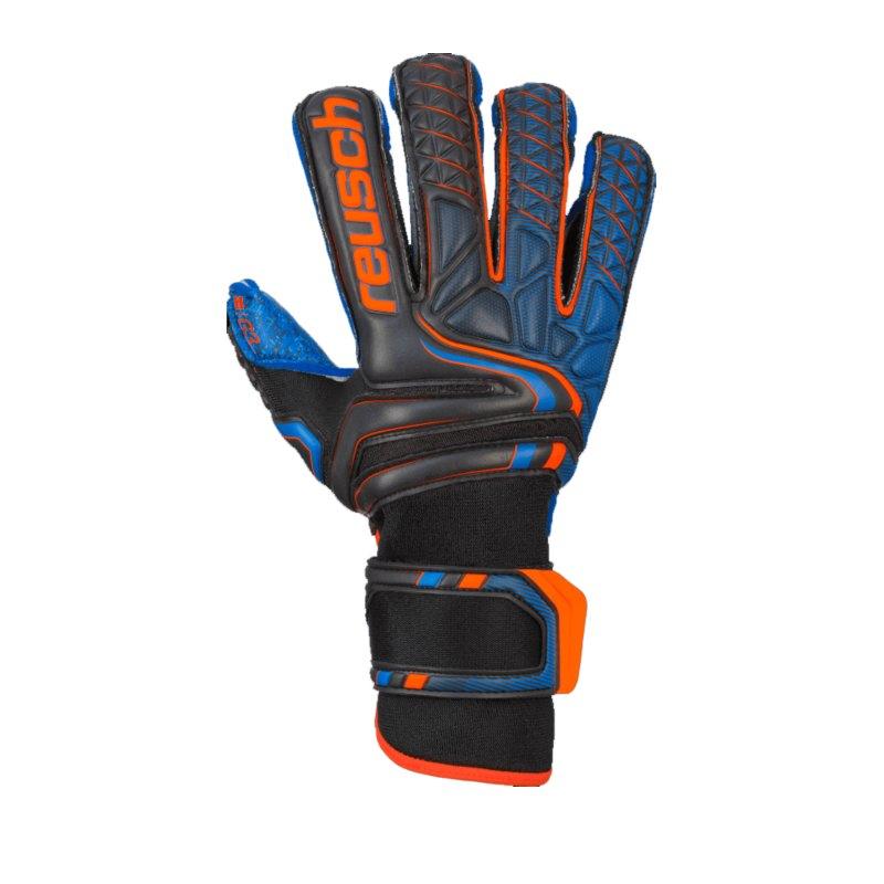 Reusch G3 Fusion Finger Support TW-Handschuh F7083 - schwarz
