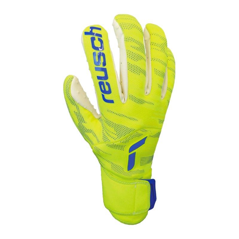 Reusch Pure Contact SpeedBump TW-Handschuh F2001 - gelb