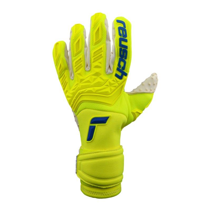 Reusch Attrakt SpeedBump TW-Handschuh F2001 - gelb