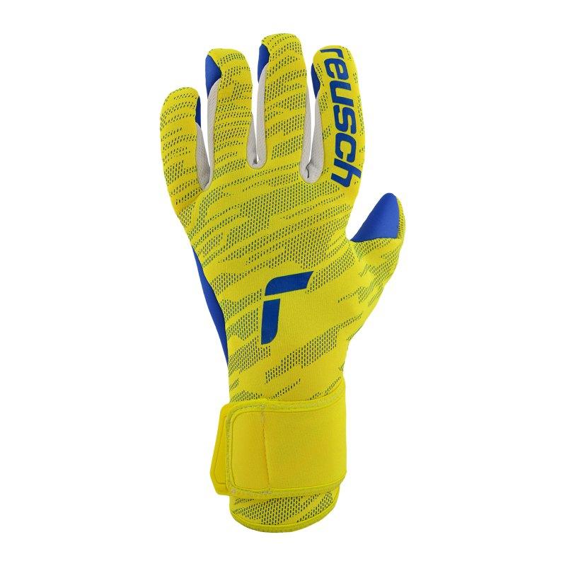 Reusch Pure Contact Silver TW-Handschuh F2199 - gelb