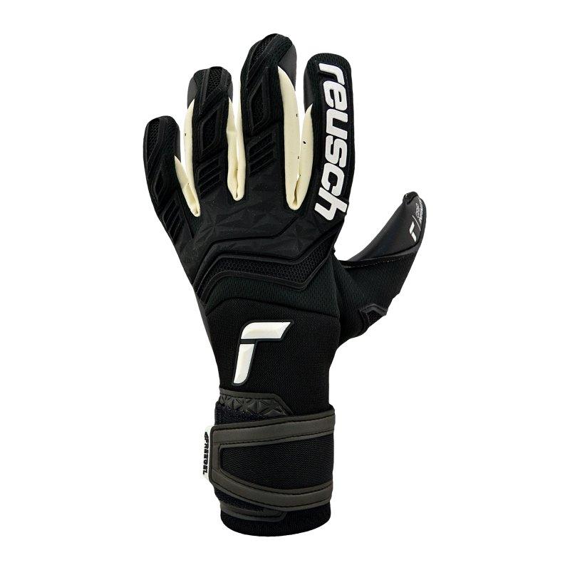 Reusch Attrakt Freegel Infinity TW-Handschuh F7700Schwarz - schwarz