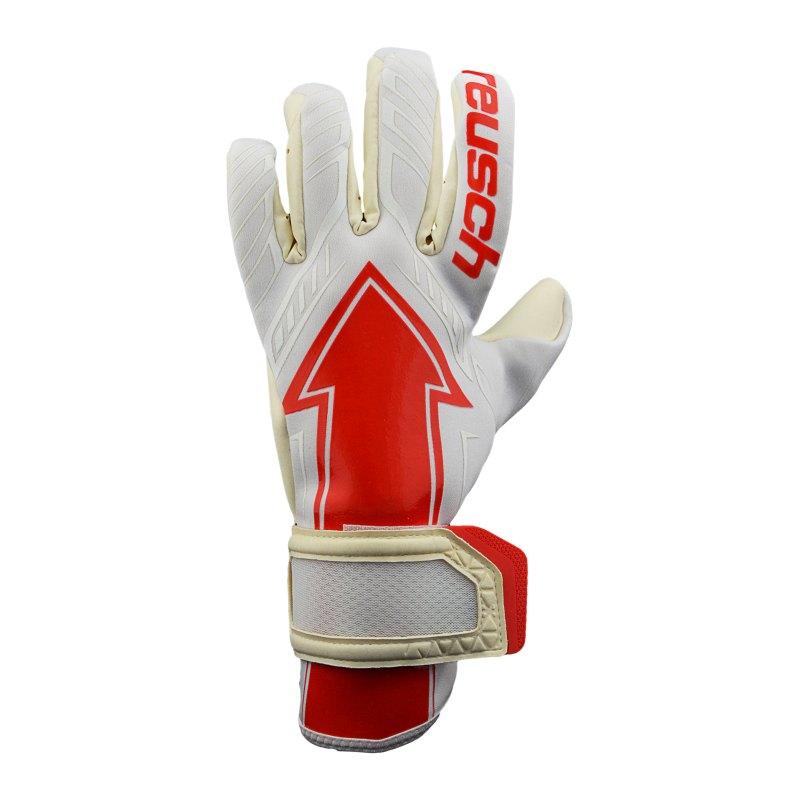 Reusch Arrow Gold X TW-Handschuh Weiss F1015 - weiss