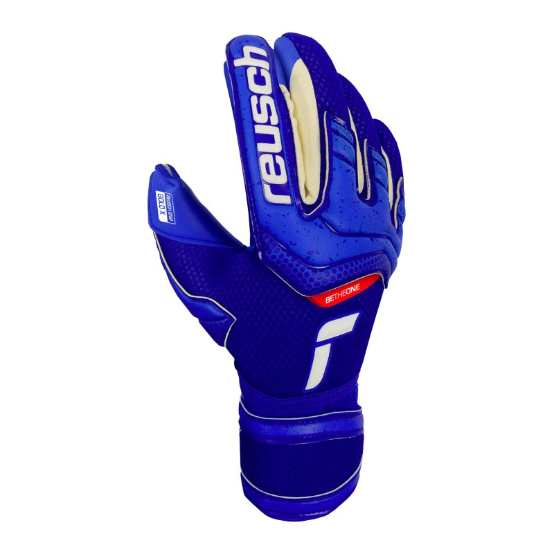 Reusch Attrakt Gold X TW-Handschuh F4010 - blau